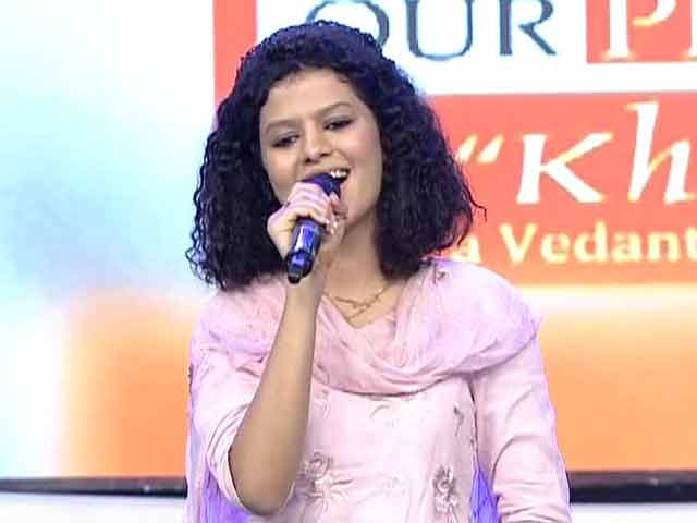 Video : Performance by Palak Muchhal at the Telethon