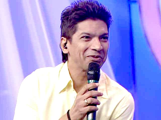 Ekla Chalo Re, Shaan tells India's girls