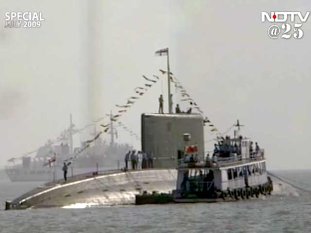 Video : The Navy's nuclear edge (Aired: July 2009)