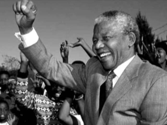 Video : Freedom, forever: President Mandela changes South Africa's colour (Aired: May 1994)