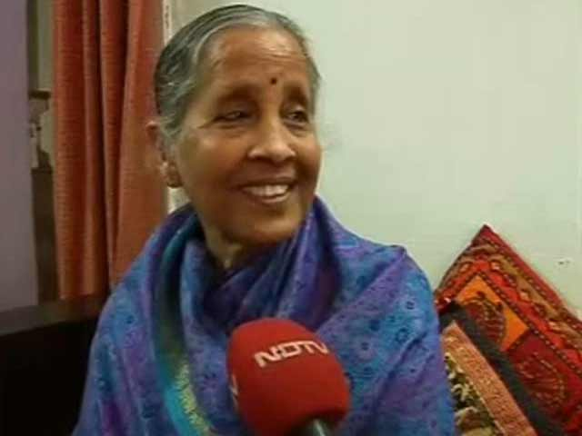 Video : Will make his favourite kadhi if he wins, says Arvind Kejriwal's mother