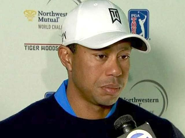 Video : I've been influenced by Nelson Mandela: Tiger Woods