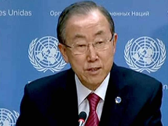 Video : Mandela touched our lives deeply: Ban Ki-moon