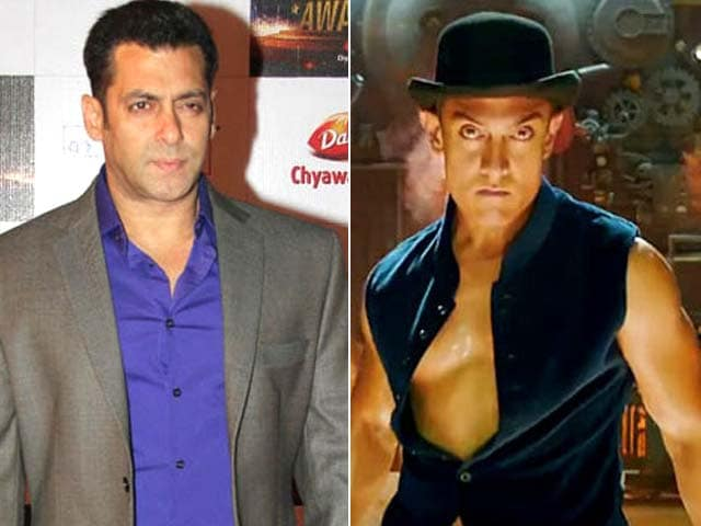 Video : Salman to take a break, Dhoom: 3's new promo