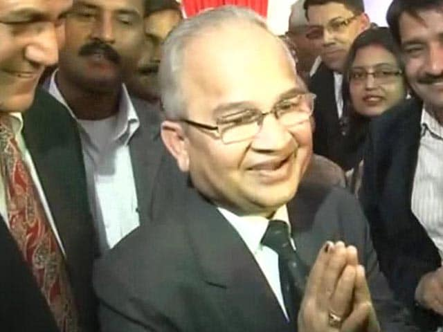 Video : Read the judgement first: Justice Singhvi who restored ban on gay sex