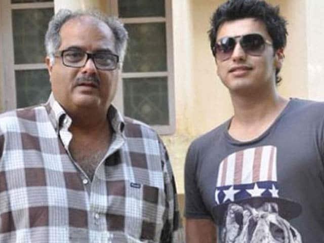 Arjun, Boney Kapoor to team up for film