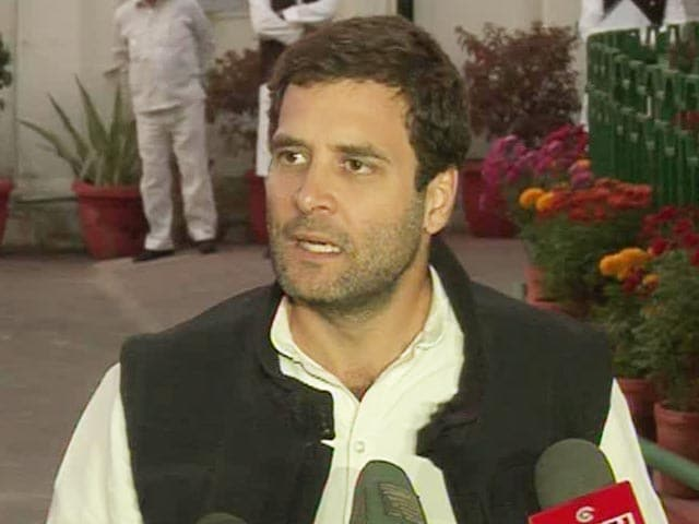 Video : Agree more with the High Court, matter of personal freedom: Rahul Gandhi on gay rights