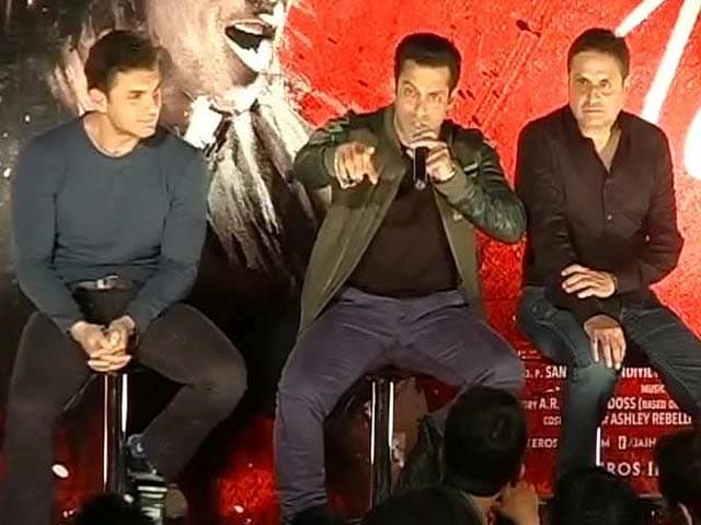 Video : Why Salman Khan got miffed
