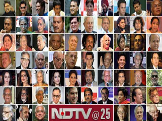 Video : NDTV and President of India to honour 25 Greatest Global Living Indians