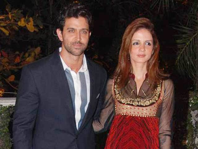 Hrithik Roshan: Sussanne has decided to end our 17-year relationship