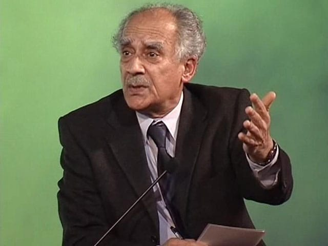 Video : Secularism the word has been prostituted: Arun Shourie