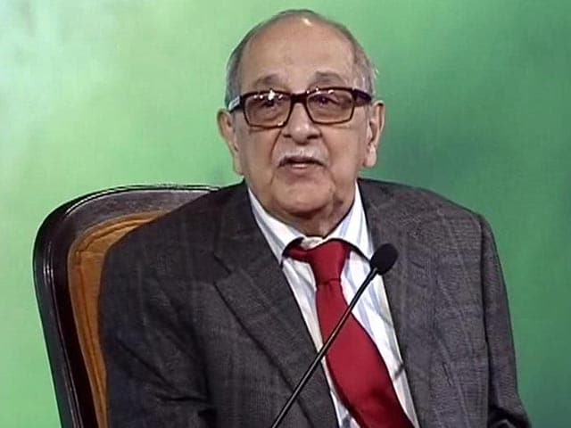 Video : I am not charmed with Secularism: Fali Nariman