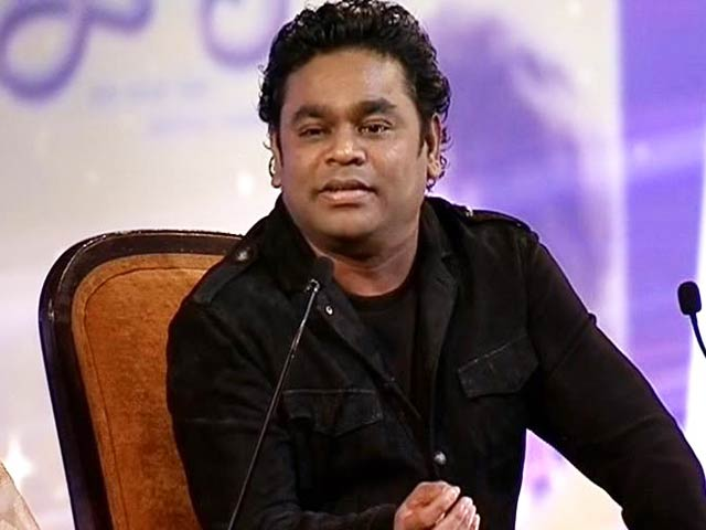 Video : Jai Ho is loved more by the west than by Indians: A R Rahman