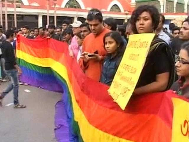 Video : Protests held across India against Supreme Court ruling on homosexuality