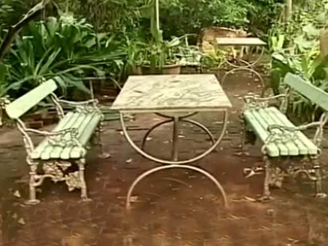 Video : Property It's Hot: Al fresco dining spaces