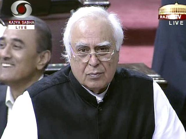 Video : Time to rise to the occasion and celebrate: Kapil Sibal on Lokpal Bill