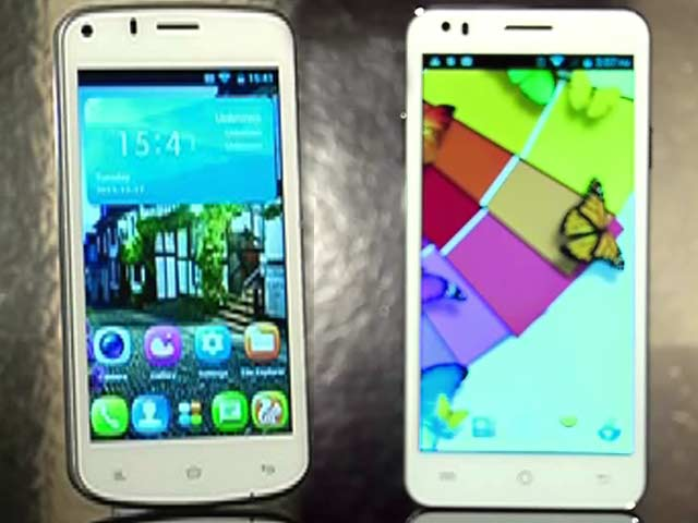 Video : Smartphone review: Penta Smart PS501, Gionee Pioneer P3 and more
