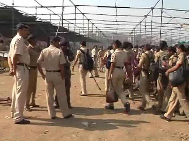 Video : Mumbai: Big Narendra Modi rally today, massive security arrangements in city