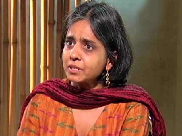Video : The Unstoppable Indians: Sunita Narain (Aired: November 2008)
