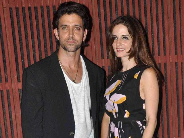 Hrithik, Sussanne unite for a cause
