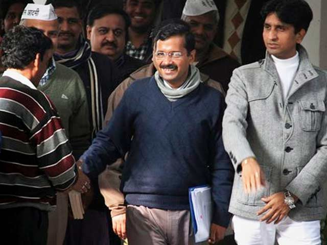 Video : Arvind Kejriwal, 'Aam Aadmi chief minister', says no to bungalow, security
