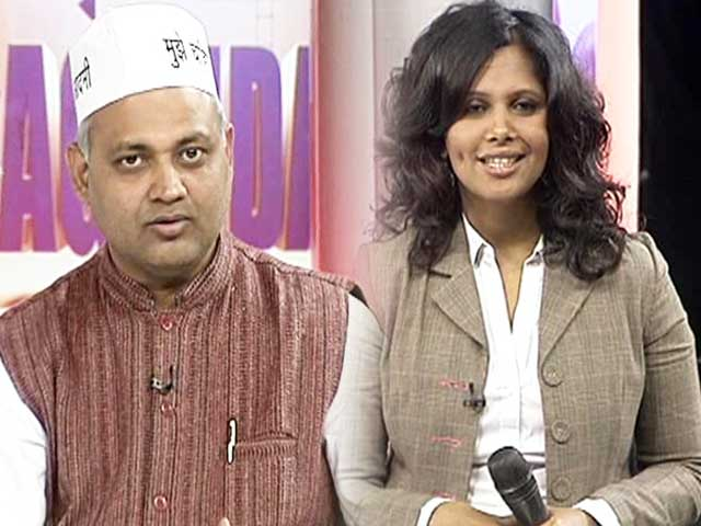 Video : Why Congress has to learn from AAP
