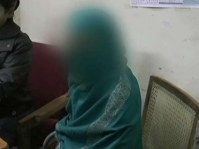 Video : Lawyer arrested for allegedly raping schoolgirl, keeping her captive for 14 days