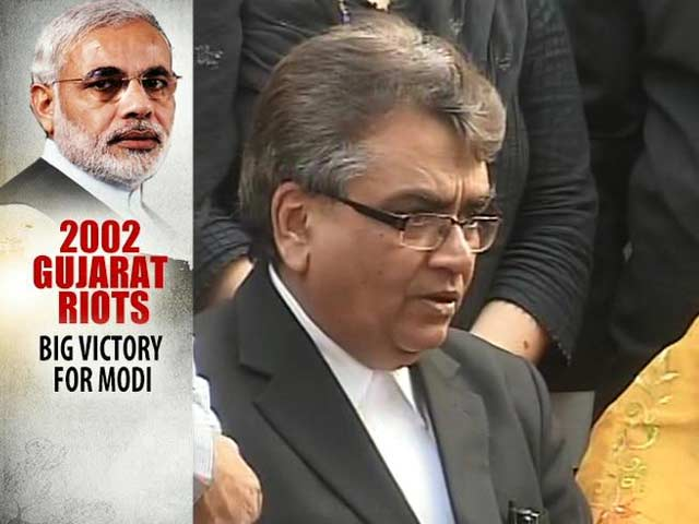 Video : Mr Modi can rest easy for 20 days, not more: Zakia Jafri's lawyer