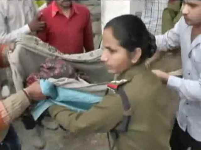 Video : Mother confines daughter at home for four years in Madhya Pradesh