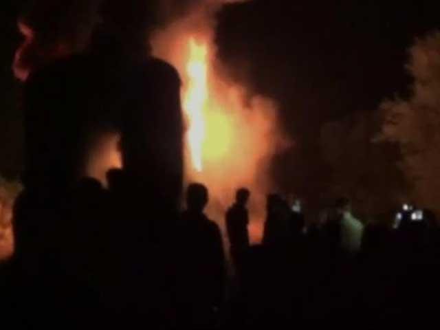 Video : नांदेड़ एक्सप्रेस के डिब्बे में आग, 26 लोगों की मौत