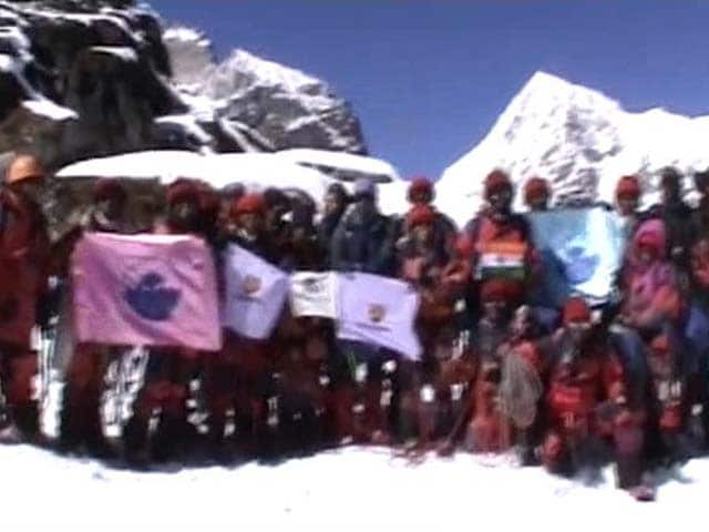 Video : Everest is the limit for these students