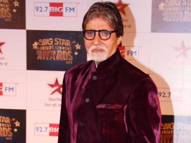 Amitabh Bachchan up for another international project?