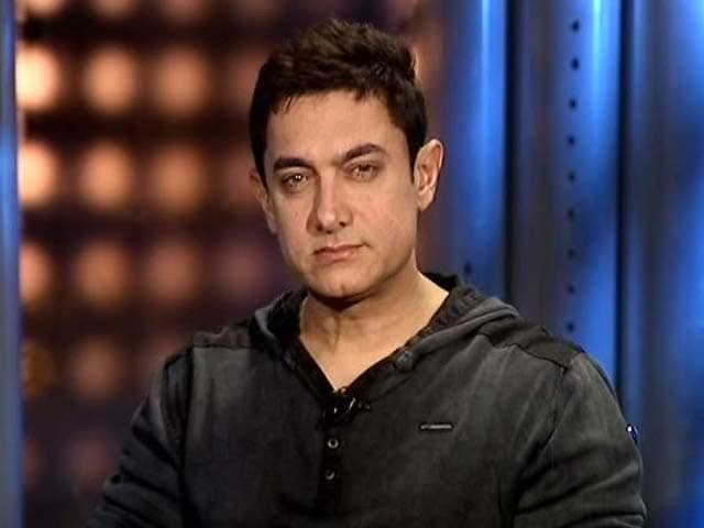 AAP an entity which is offering something new: Aamir Khan to NDTV
