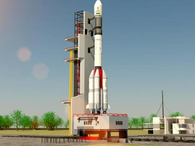 Video : Crucial GSLV launch today, countdown progressing normally