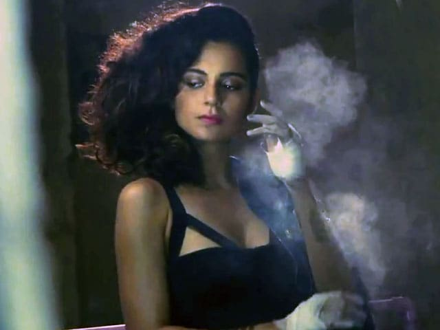 Video : Kangana uncovered in Vogue