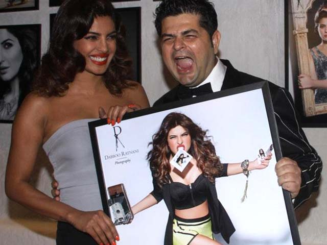 Priyanka's perfect calendar boy