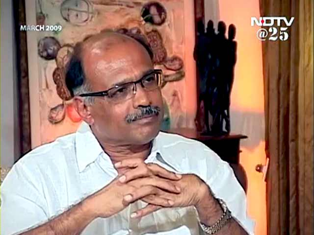 Video : The Unstoppable Indians: Capt. G R Gopinath, founder, Air Deccan (Aired: March 2009)