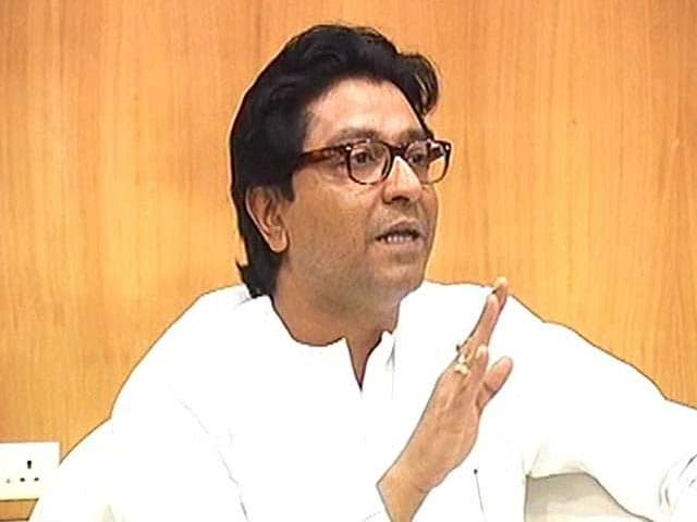 Video : Raj Thackeray dares Modi to quit his post as Gujarat Chief Minister