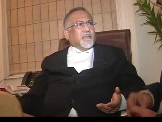 Video : Haven't admitted in top court something went wrong: Attorney General to NDTV on coal scam