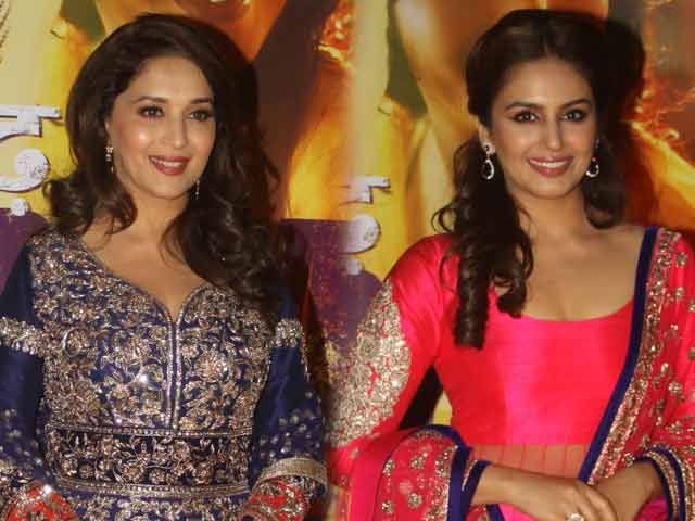 Video : The quiet yet controversial Dedh Ishqiya premiere