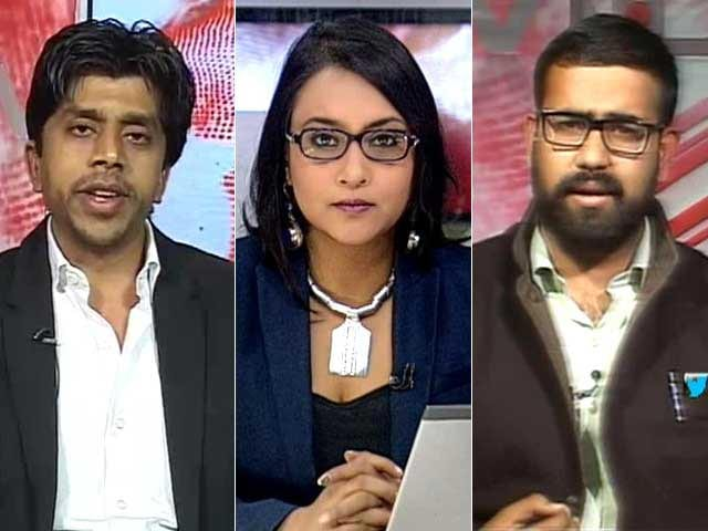 Video : Party to privacy? AAP, BJP, Congress seek mobile information