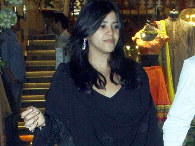 Video : Ekta Kapoor's new role
