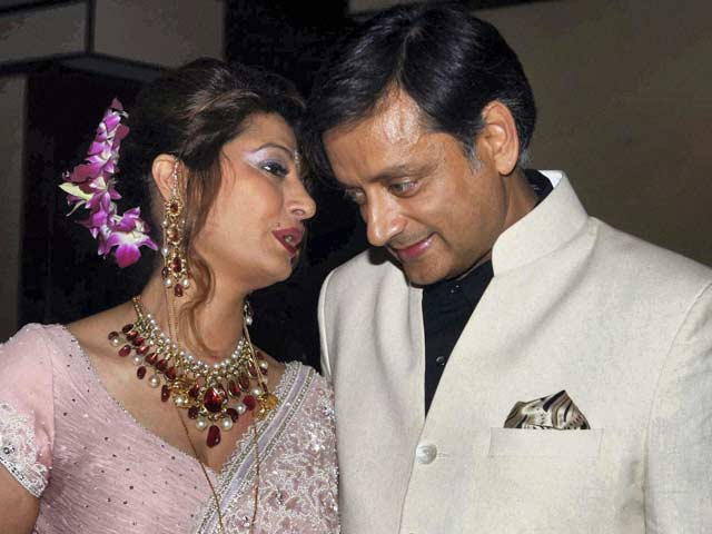 Video : Happily Married, Said Sunanda Pushkar A Day Before She Died (Jan 16, 2014)