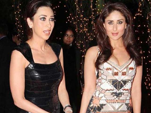 Coming soon, Karisma and Kareena productions