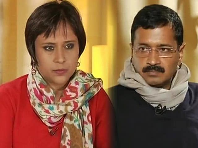 Video : Congress will soon regret support to AAP, Arvind Kejriwal tells NDTV