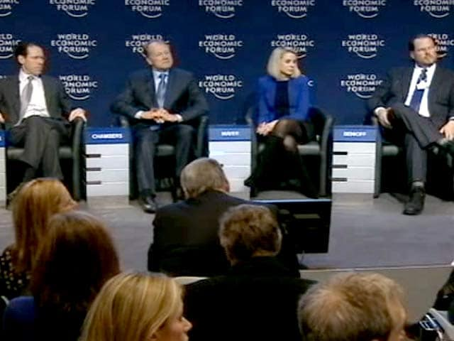 Video : The New Digital Context: World Economic Forum 2014