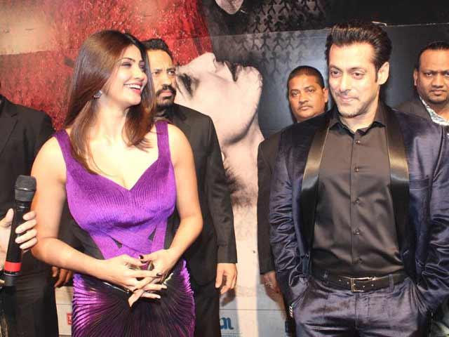 Video : Salman's Jai Ho in Dubai