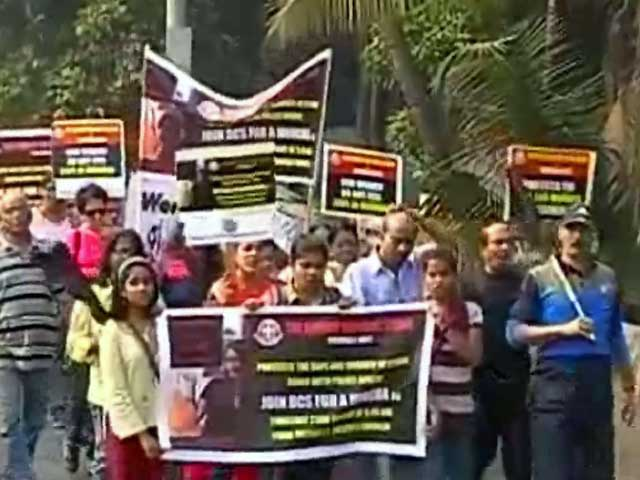 Video : Mumbai techie Esther Anuhya's murder: 4 auto drivers detained