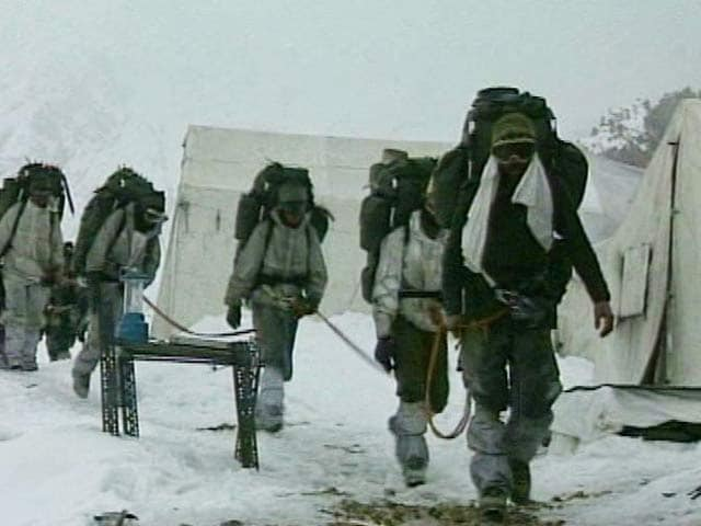 Video : Great Battles: The 1987 battle of Siachen (Aired: 2005)