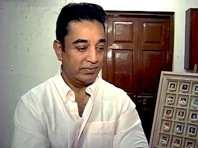 Video : Padma Bhushan is like oxygen: Kamal Haasan